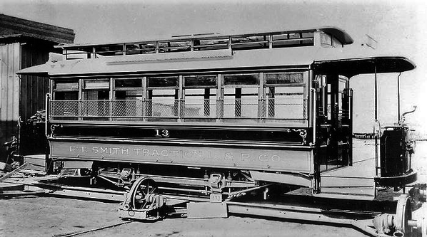 Fort Smith Traction, Light & Power Co.