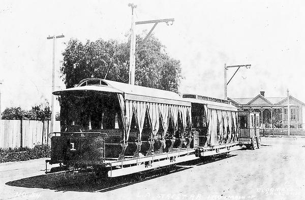 LA-1st-electric-car-rear