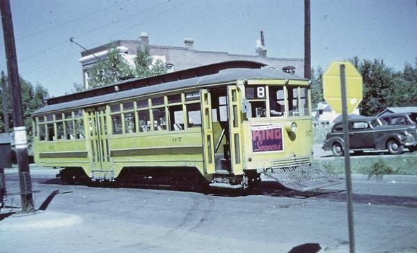 Denver Tramways 97