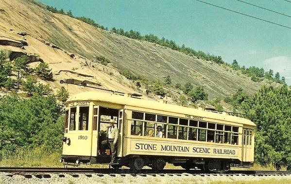 Stone Mountain Scenic Ry