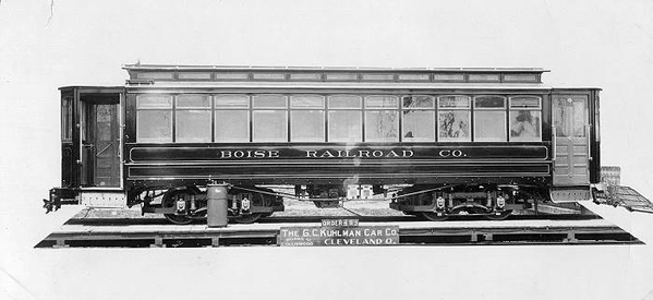 Boise Railroad Co