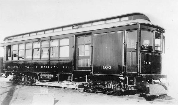 Boise Valley Railway Co