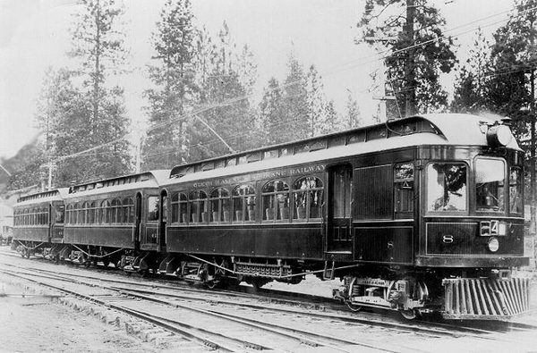 Coeur D'Alene & Spokane Railroad 3