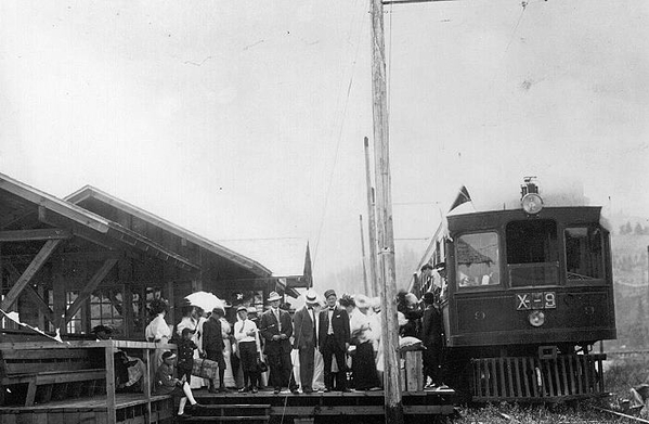 Coeur D'Alene & Spokane Railroad 4