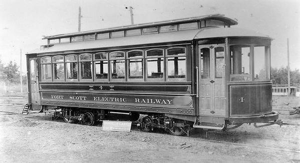 Fort Scott Electric Railway