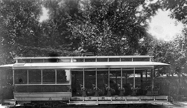 Anacostia & Potomac Railroad