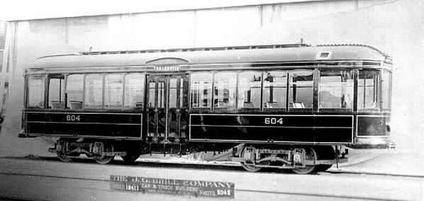 Washington Railway & Electric Co. #604