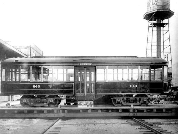 Washington Railway & Electric Co. #649