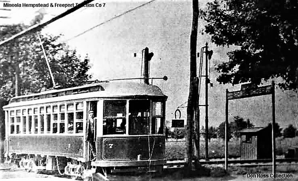 NY&Queens Cars @164th St & Union Tpk 1937 [7)