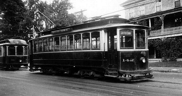 Manchester Street Railway #142