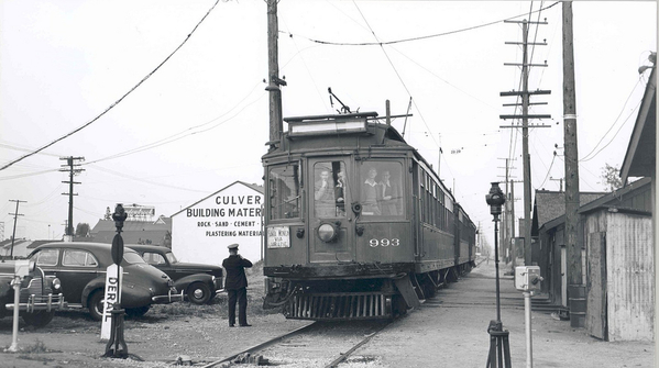 Pacific Electric 1950