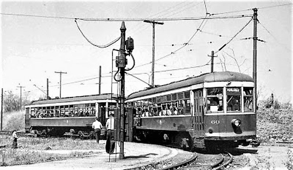 Rochester Subway Cars 60 & 66