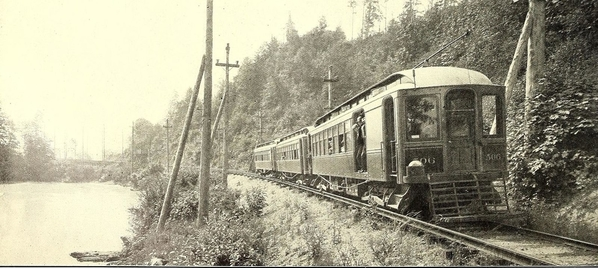 Puget Sound Electric Railway