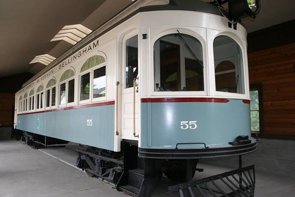 Seattle-Everett Interurban Railway 55