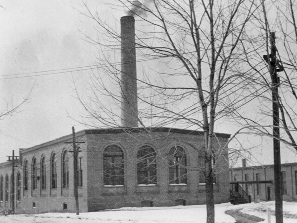CM&H Powerplant In Maynard