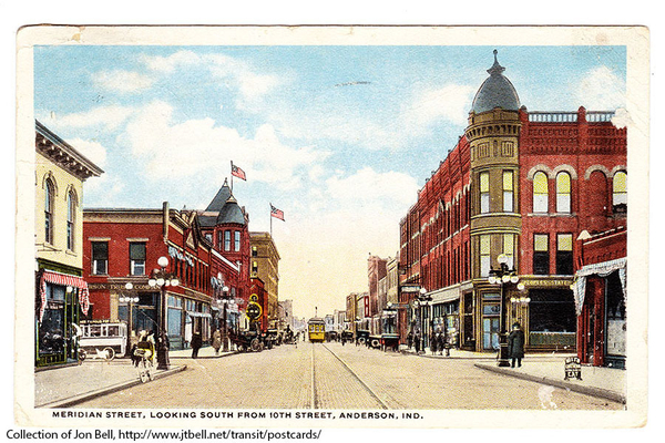 MeridianStSouthFrom10thSt-1918