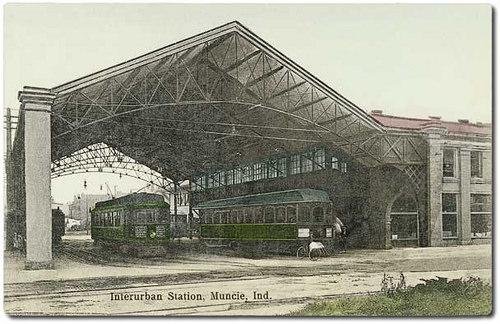 Indiana Muncie Limited nnn