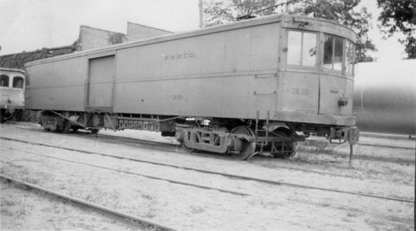 Winona Freight Car 32