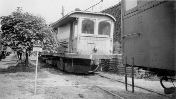 Winona Line car