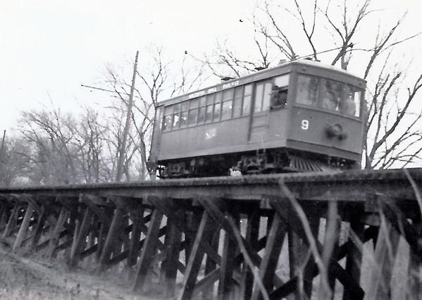 Sothern Iowa Railway Compant, Centerville