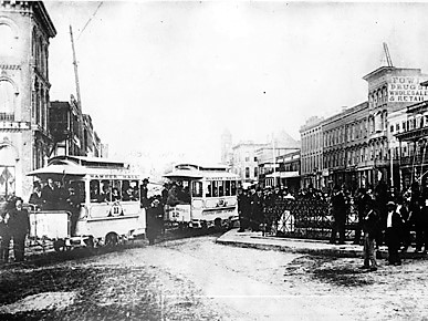 Capital City Street Railway Co.