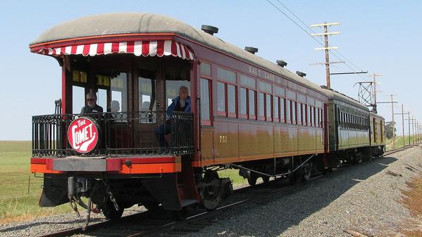Central California Traction Train