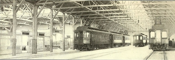 Key Pier, 1909