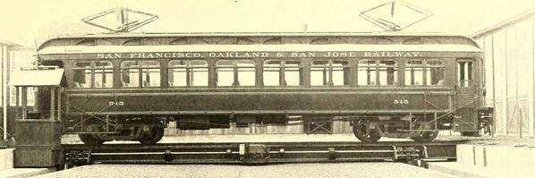 San Francisco, Oakland & San Jose Railway