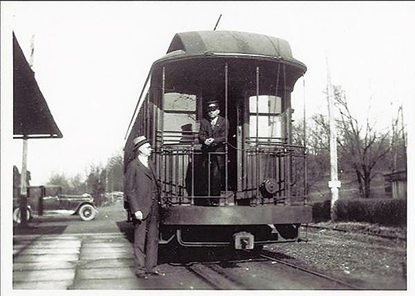 Washington, Alexandria & Mount Vernon Electric Railway