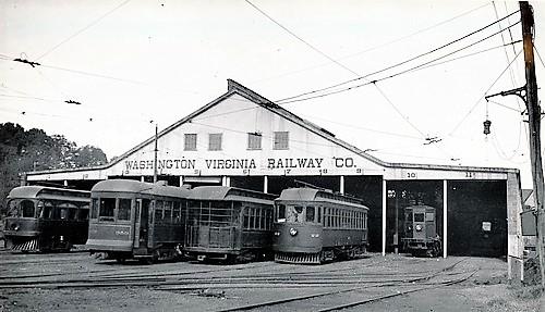 Washington-Virginia Railway