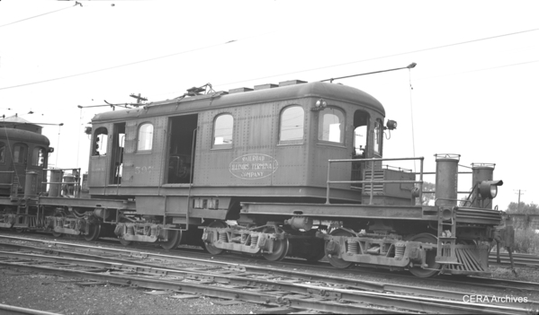Illinois Terminal Motor