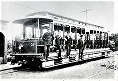 Seaview Trolley