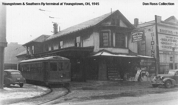 Youngstown & Surban Railway