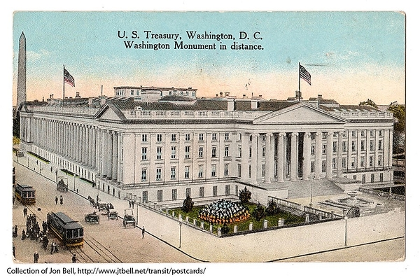 USTreasury-1914