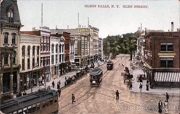 Glen St, Glen's Fall, NY