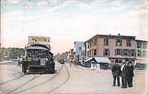 Main St, Portchester, NY