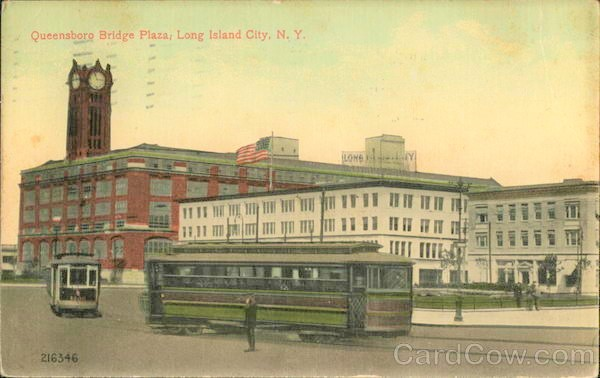 Queensborough Plaza, Long Island