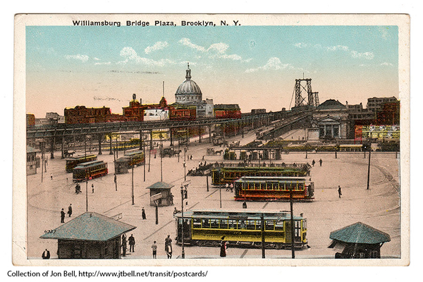 WilliamsburgBridgePlaza