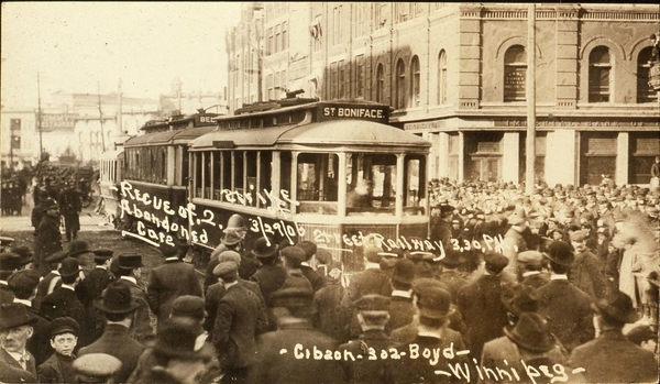 Winnipeg Strike 1909x