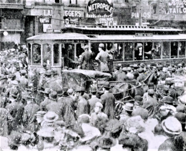 Columbus Ohio Strike of 1910