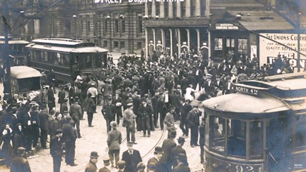 Columbus Ohio Strike x1910