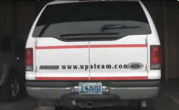 Ed's Vehicle Union Pacific Steamshop