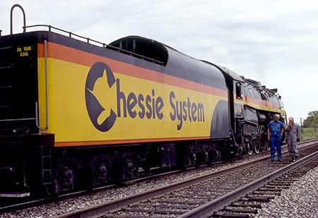 chessie-steam-special-s1-2101
