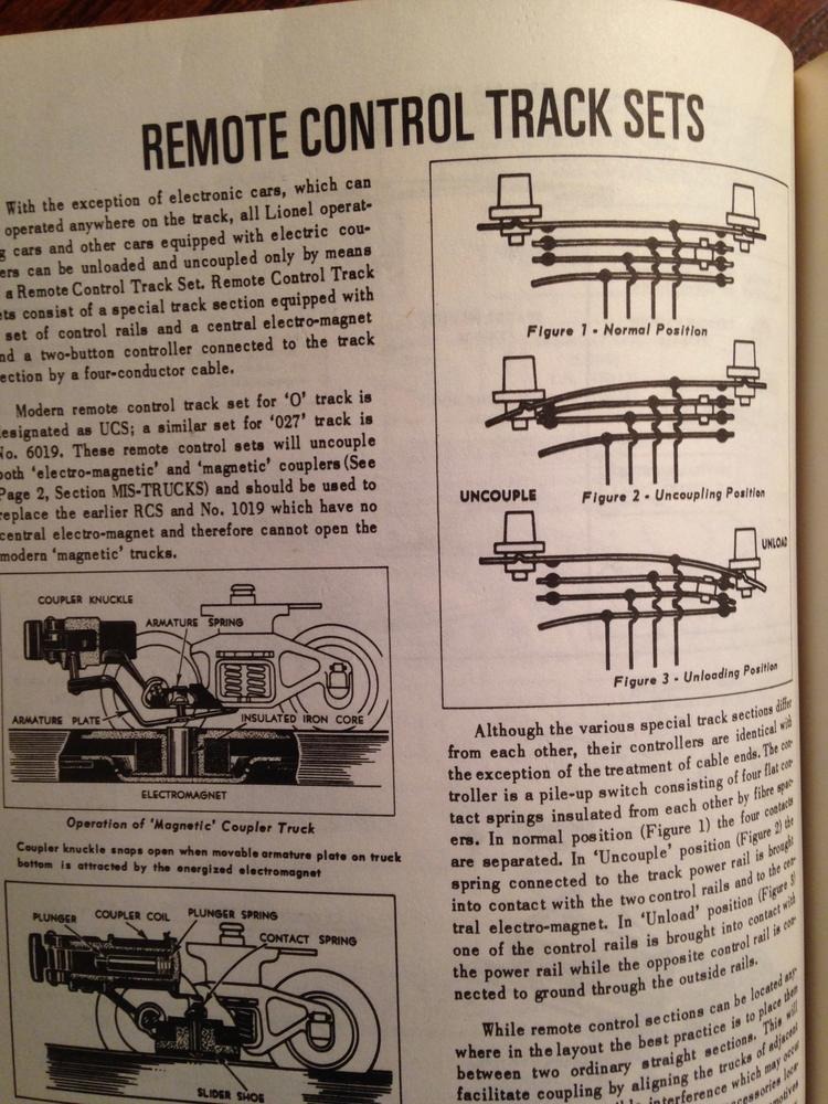Lionel Ucs Track Section Classic Toy Trains Magazine – Lionel Remote Control Track Wiring Diagrams