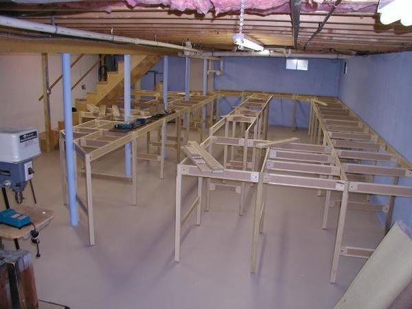 benchwork 3