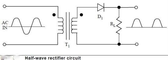 a diode is a rectifier question
