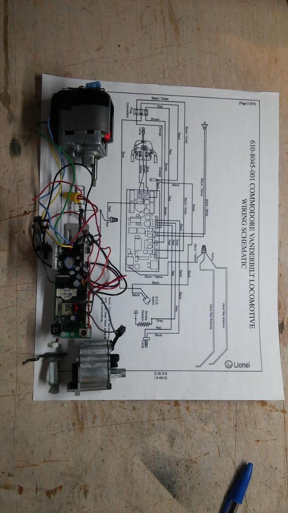 Lionel OSI TAS electronics ALL SOLD – Lionel Electronic Wiring Schematics
