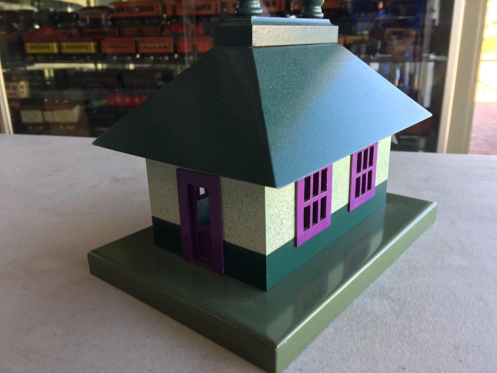 Sold Tin Building And Depot By Chad Wohler O Gauge