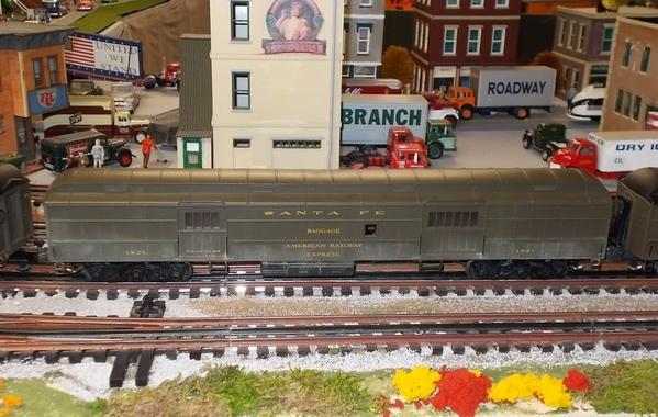K-Line 1821 weathered