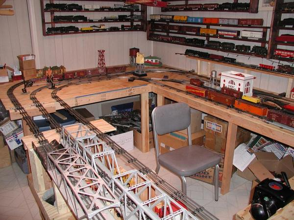 Old Layout 2005-7